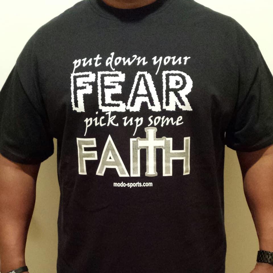 fear faith