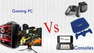 Gaming Desktop vs. Console