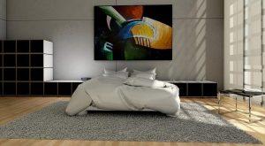 Master Bedroom Paintings