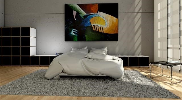 Master Bedroom Paintings