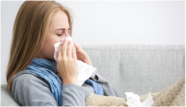 Are there mold allergies in the winter?