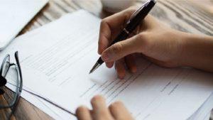 online rental agreement registration