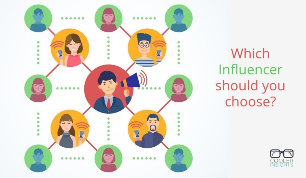 choosing influencer marketing