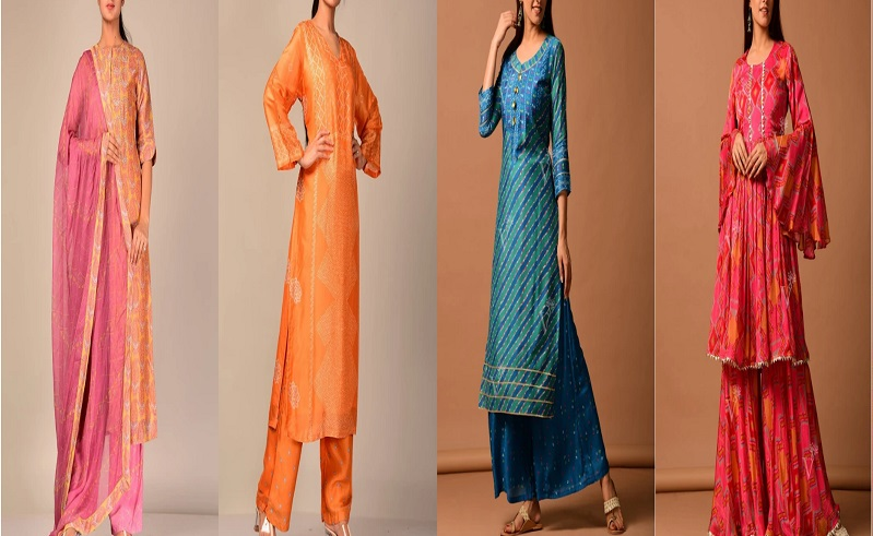 Embrace your Indian Look this Season with Vasansi Suit Kurti For Women