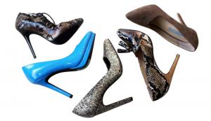 black ballerina shoes online