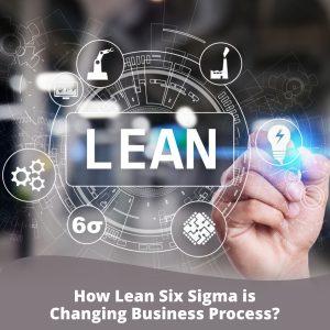 Lean six sigma training online