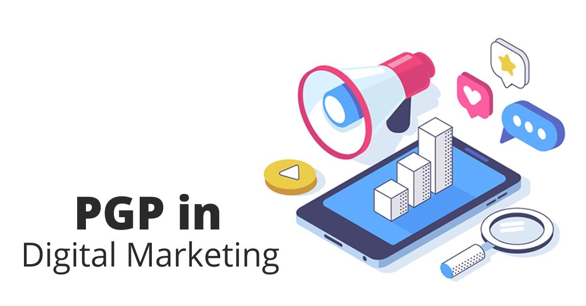 PGP in digita marketing