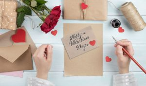 Valentine's Love Letters
