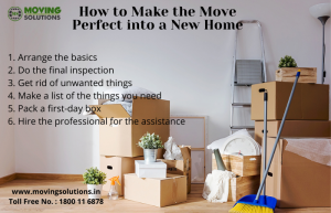 Packers and Movers Service in India