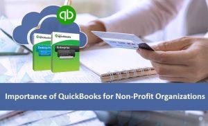 Importance of QuickBooks for Non-Profit Organizations