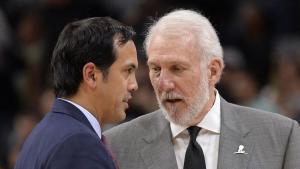 Top Five NBA Coaches