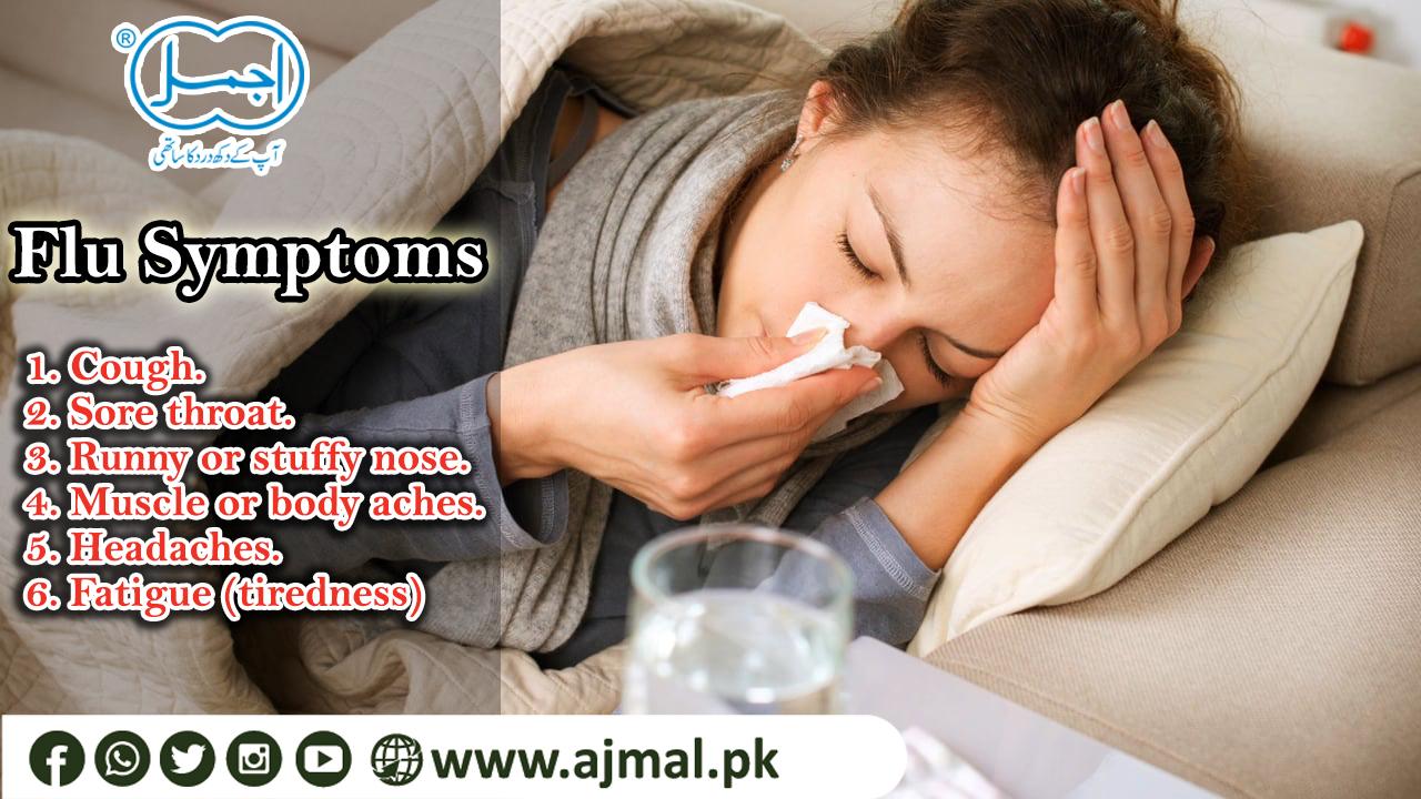 flu symptoms 2