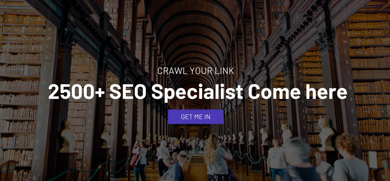 seo specialist site crawlyourlink