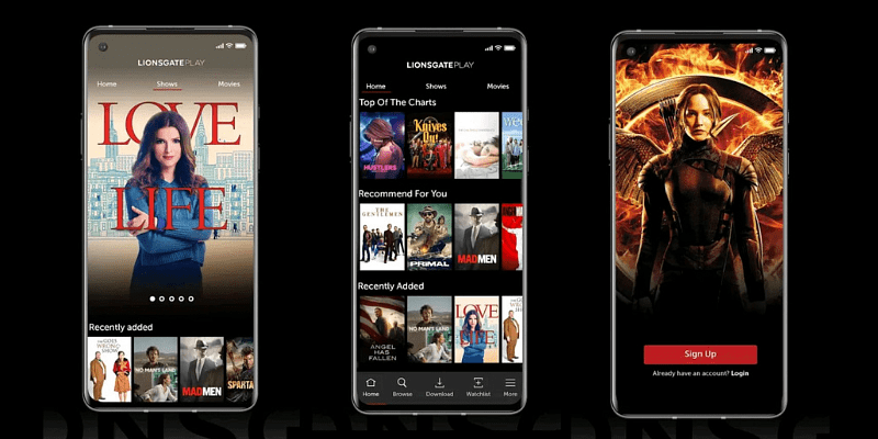 Build OTT App