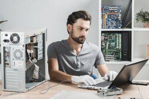 laptop repair company