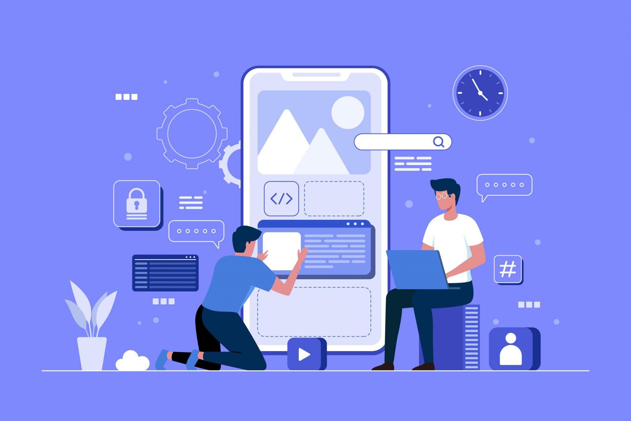 mobile app development service in new york