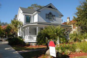 restored home