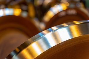 Steel industry refractory material