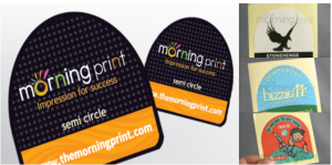 premium sticker printing