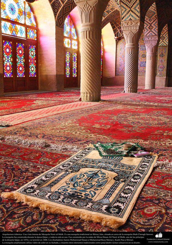 beautiful prayer mat