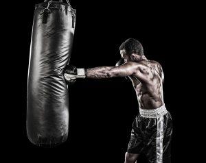Punching a Bag