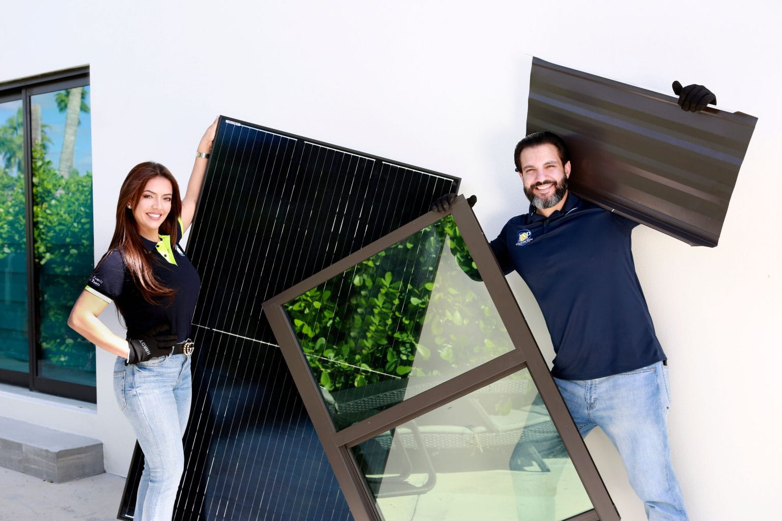solar roofing tiles Miami