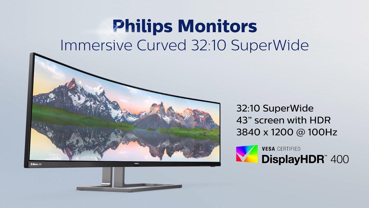 Philips Monitors
