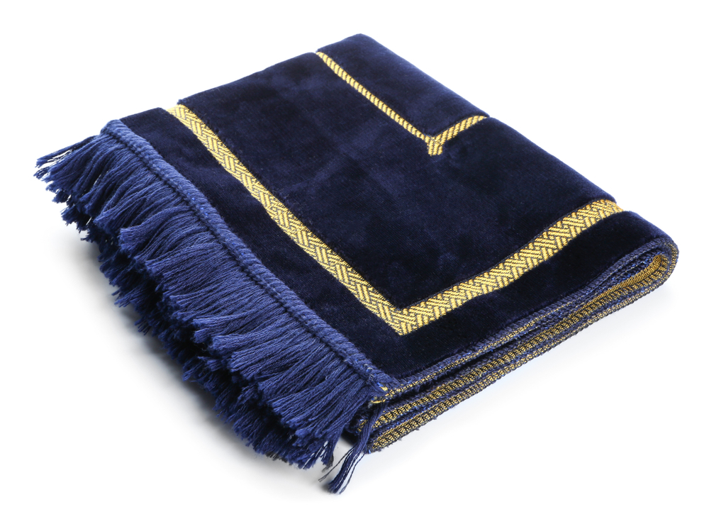 luxury prayer mat