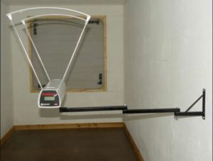 crossbow holder wall mount