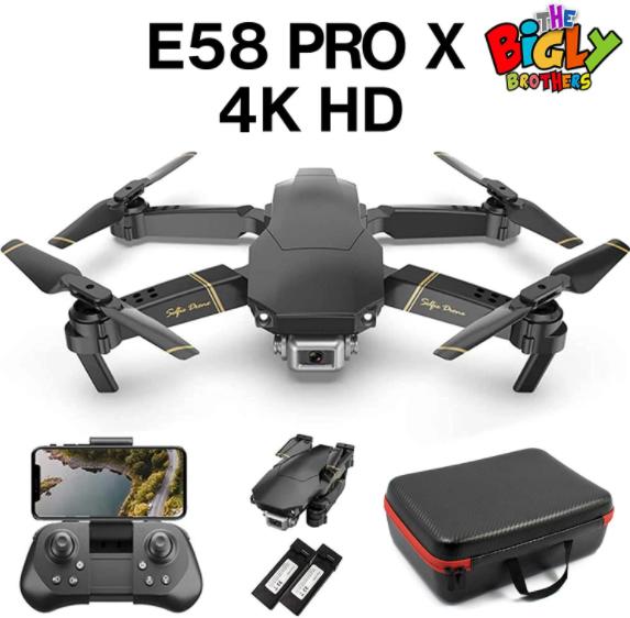 E58 pro drone