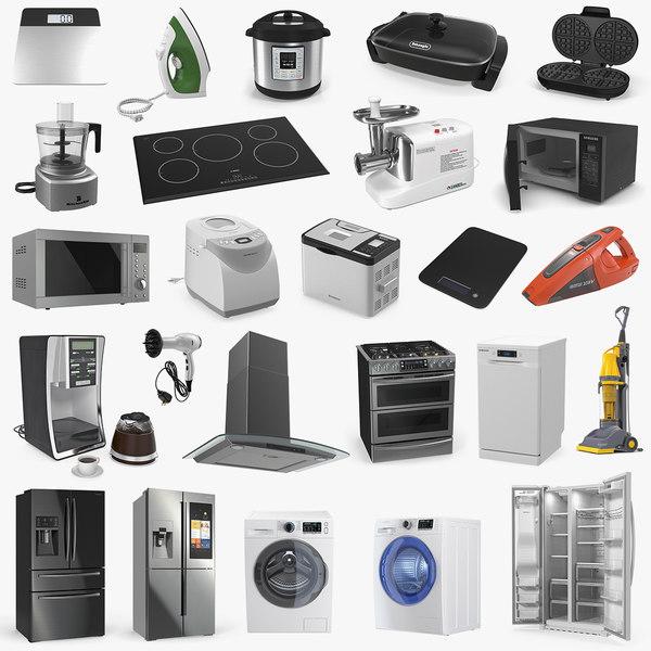 Elie Fouerti -Home Appliances