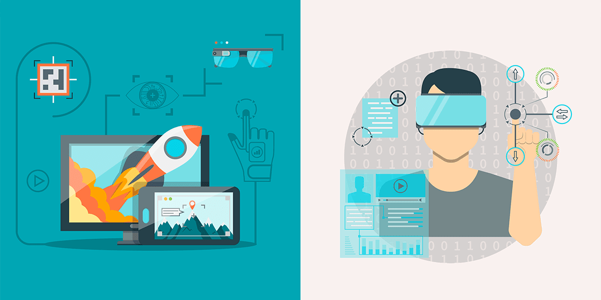 Top Business Applications of Virtual Reality and Augmented Reality