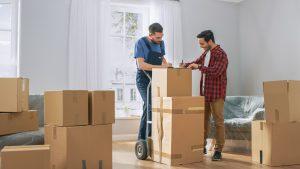 moving company in California