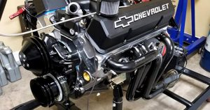 350 Chevy Engine