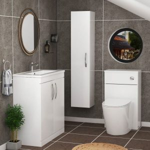 freestanding bath suites