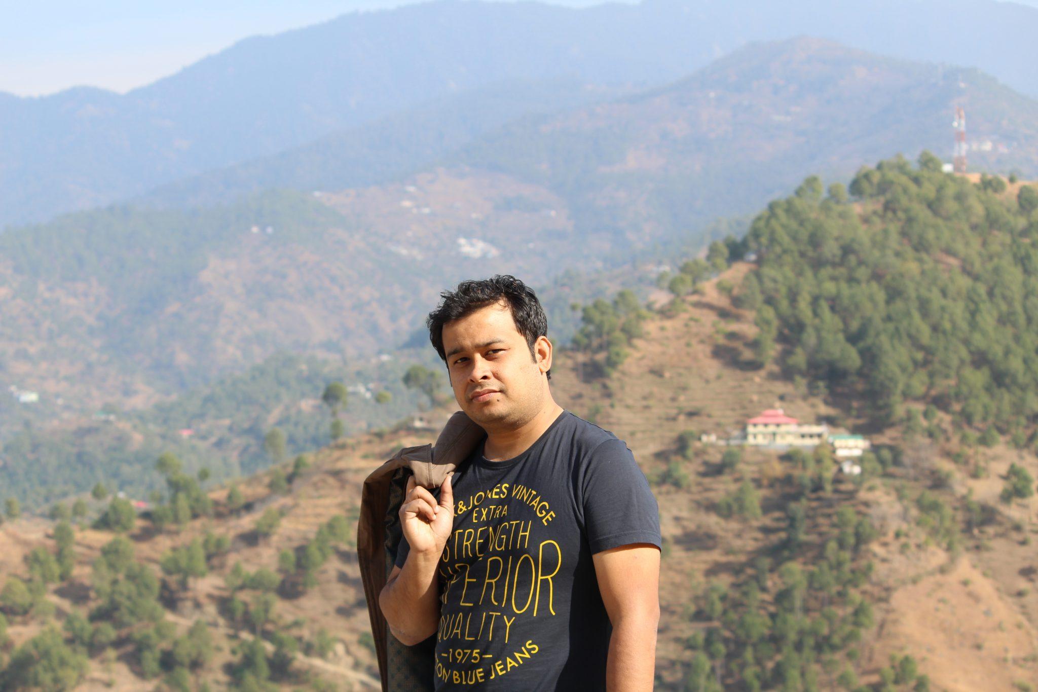 Manoj Rana - Founder All Perfect Stories
