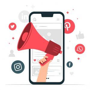 Social Media Marketing - Thedigicreators