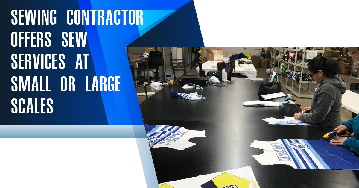 Cut and Sew Apparel Contractor