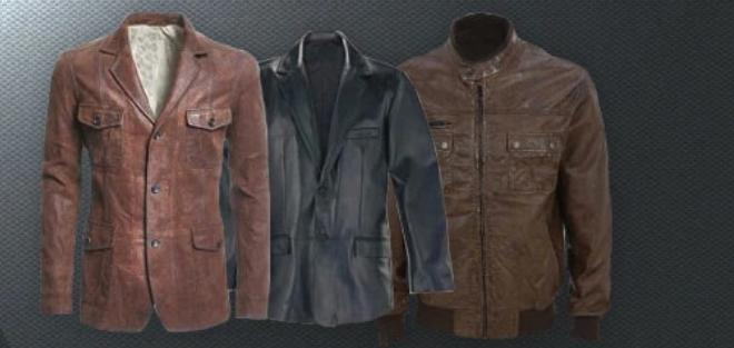tan leather bomber jacket