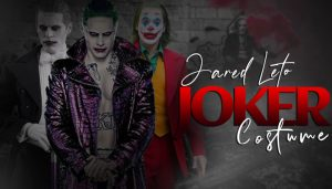 jared leto joker costume