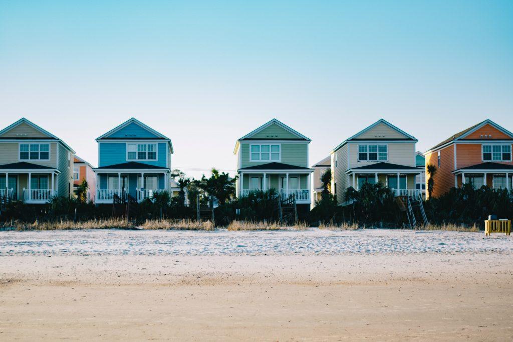 Beach-Side Property