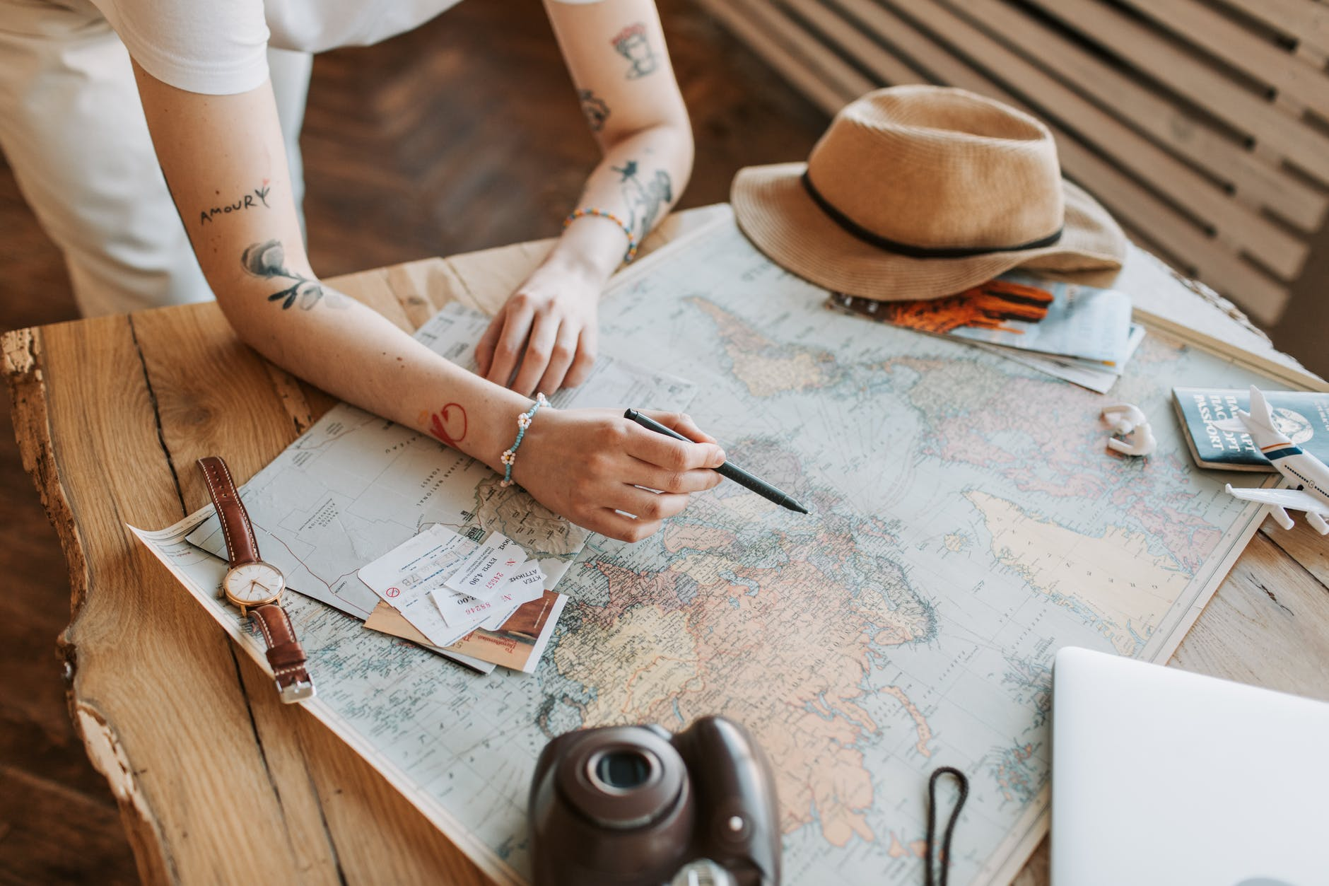 planning a vacation can be incredibly stressful