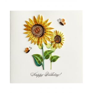 Paper Quilling Birthday Cards