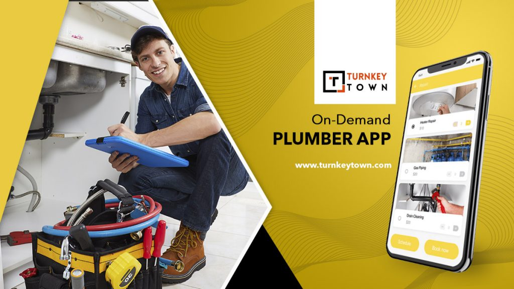 On-demand Plumbing Service App