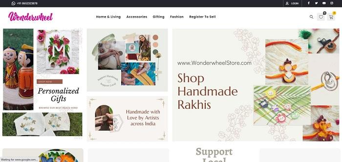 WonderWheel Store Review