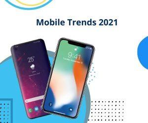 cloud application - mobile trends 2021