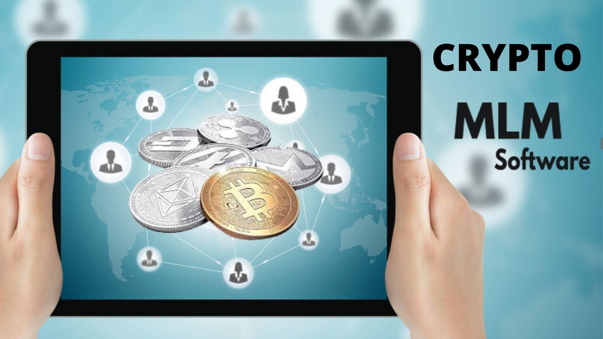 Crypto MLM Software