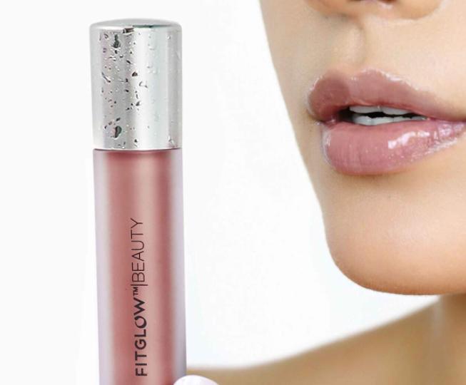 lip gleam